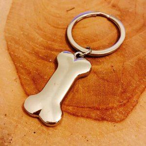 sleutelhanger, hondenbot